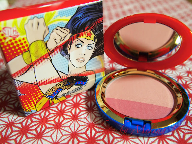dc comics wonder woman mac cosmetics 神奇女俠