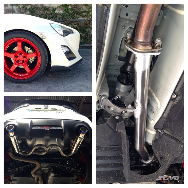 Stivo Racing Exhaust High Society Custom Pinoy Rides pic6
