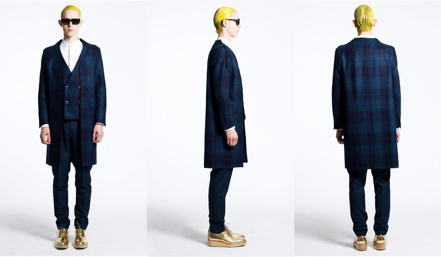 *華人設計新指標Six Lee的2013AW:將貴族古典剪裁活用於未來時裝! 2