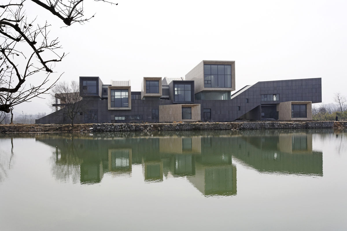 Xixi Wetland Art Village  dsign by Wang Weijen Architecture