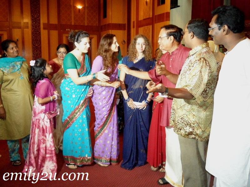 Deepavali open house