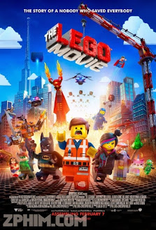 Bộ Phim Lego - The Lego Movie (2014) Poster