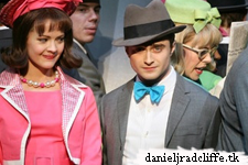 "New production shots of Daniel Radcliffe's ""How to Succeed"""