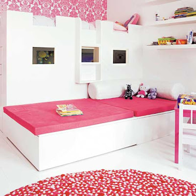 Teenage Girls Beds