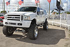 2005 FORD EXCURSION EDDIE BAUER 4WD 6.0L TURBO DIESEL LIFTED FORD
