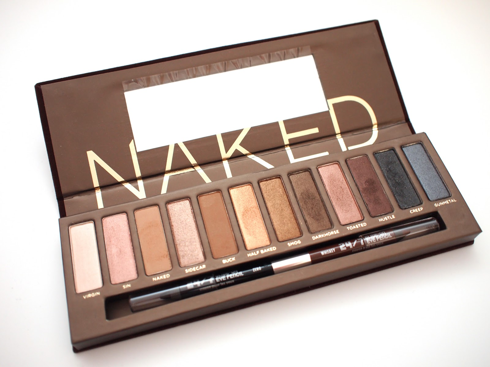 Stylene Review Urban Decay Naked Palette Vs Bobbi Brown Nude Colors Palette-5067