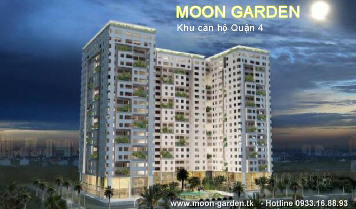 Dự án Căn hộ Moon Garden, Quận 4 khuyến mãi đặc biệt