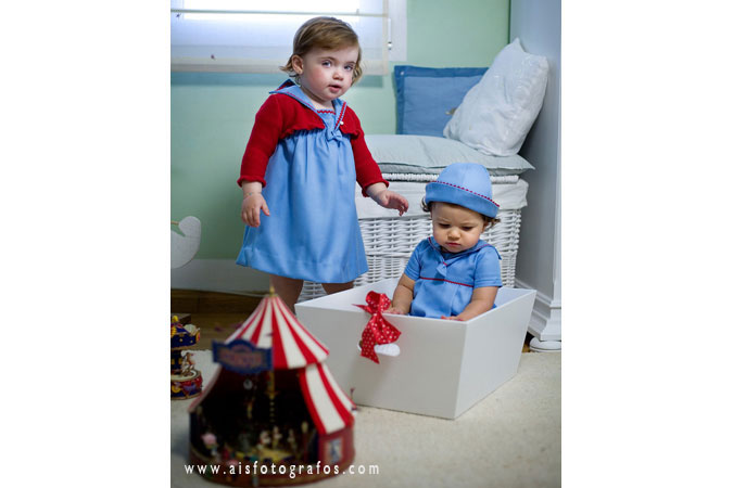 Los niños de Lucia se Casa 2009