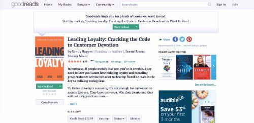 Leading Loyalty (Sandy Rogers, Leanna Rinne, and Shawn Moon)