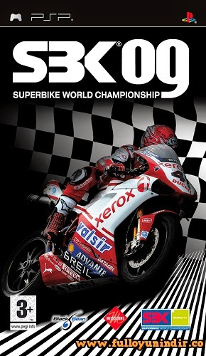 SBK 09 Superbike World Championship PSP