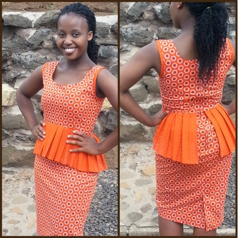 Thatohatsi Ntene. I looooove her dress. Best dress for me.