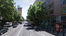 Las obras de Unión Fenosa en la calle Génova afectarán a la circulación