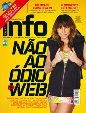 Revista Info Exame Edição 329 – Maio de 2013