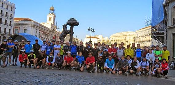 Ruta de Madrid a Alcalá de Henares, sábado 14 de marzo 2015 ¿Te apuntas?