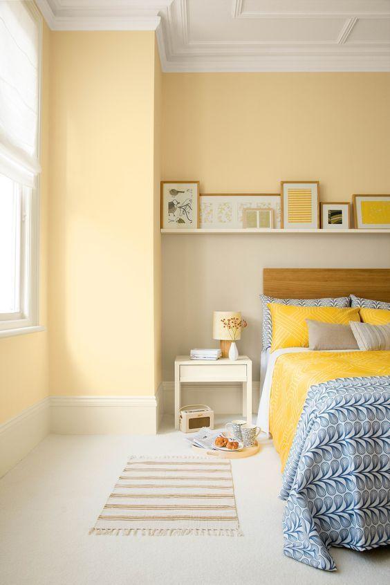 Tips Memilih Warna Kamar Tidur Narasi Design