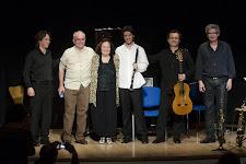 Presentación del CD 'Pinceladas Sonoras' en la SGAE/Valencia