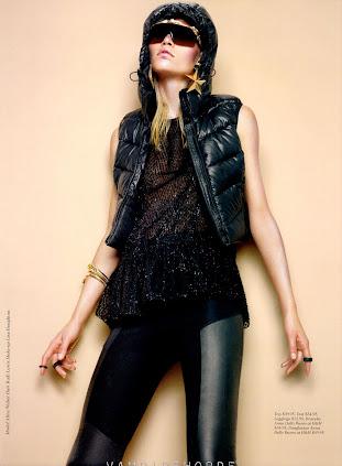 Aline Weber  - H&M Magazine Fall 2012