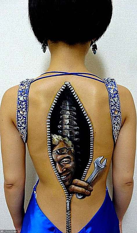 Extreme Body Art