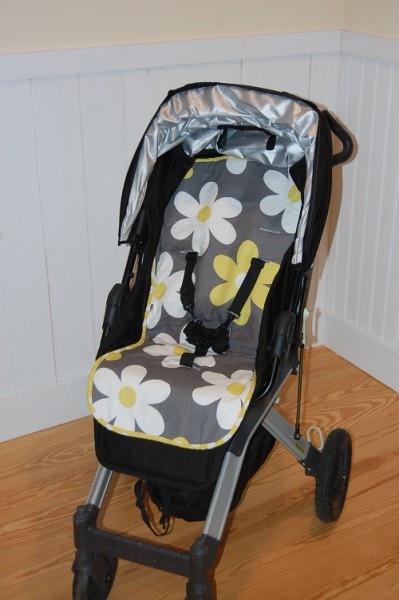Maine Baby Treats - Custom Bugaboo Stroller Covers: Custom Orbit ...