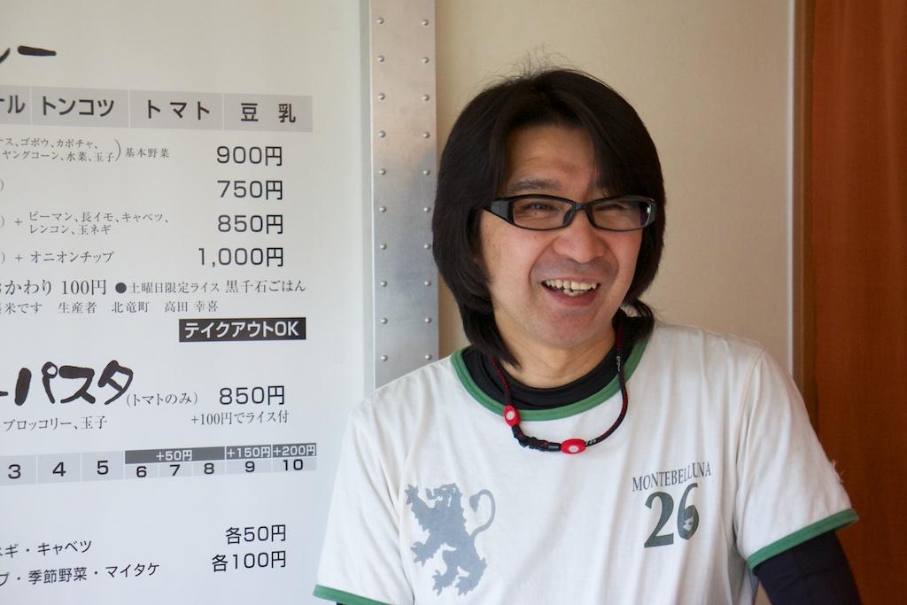 高田裕司さん