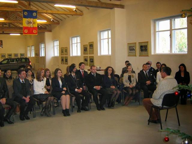 Inițiativa Tinerilor pentru Modernizarea României, la Castelul Regal Săvârșin