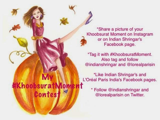 Indian Shringar Khoobsurat Moment Contest