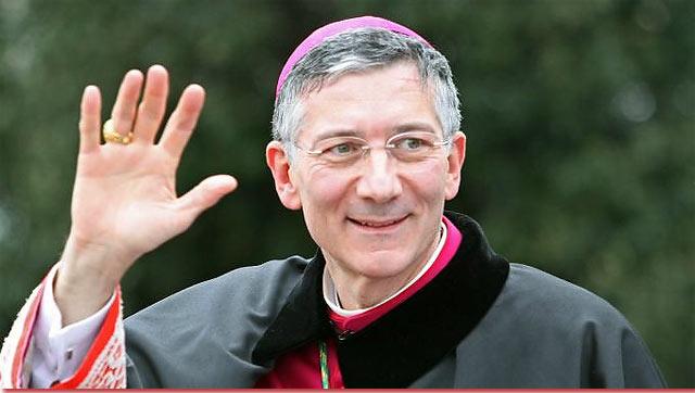 Il patriarca di Venezia mons. Francesco Moraglia