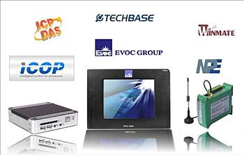 Przykładowe komputery przemysłowe