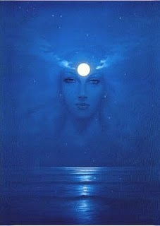 Goddess Thalassa Image