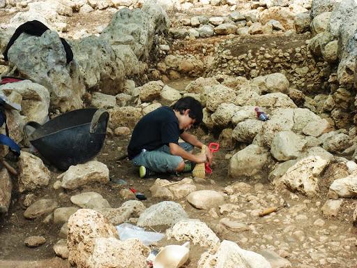 Ο πιο μικρός αρχαιολόγος