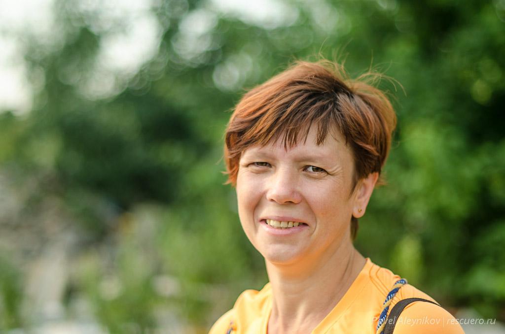 Портрет на открытой диафрагме