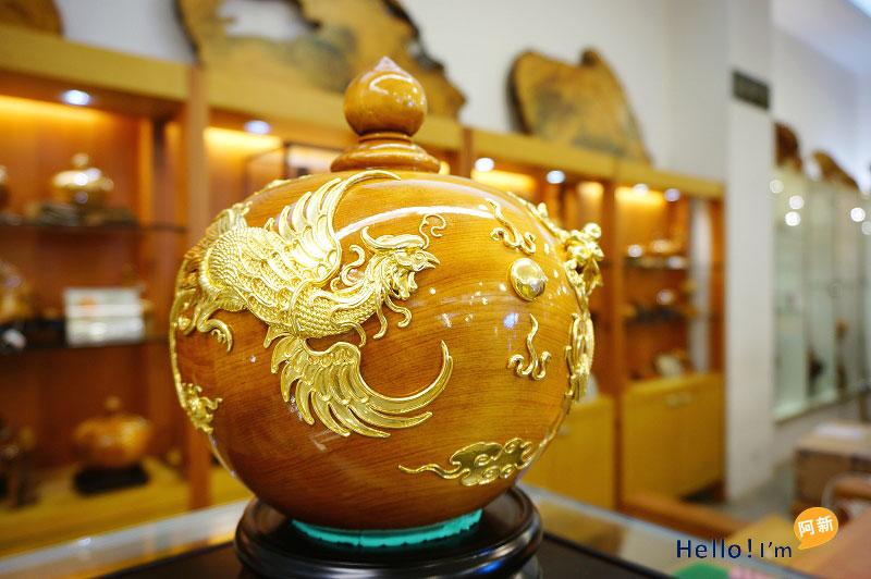 台中希諾奇檜木博物館-7