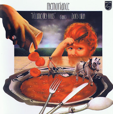 Mèmoriance ~ 1979 ~ L'Ecume Des Jours D'Apres Boris Vian