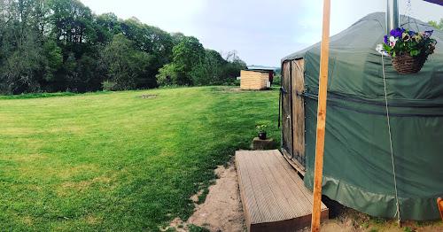 Camping  at Drybeck Farm
