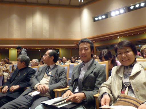 左から(干場さん、宮永会長、前田事務局長、比留間副会長)