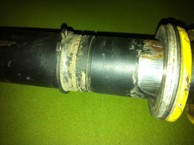 Motos Varias - Comprobar Amortiguador Trasero IMG_2502