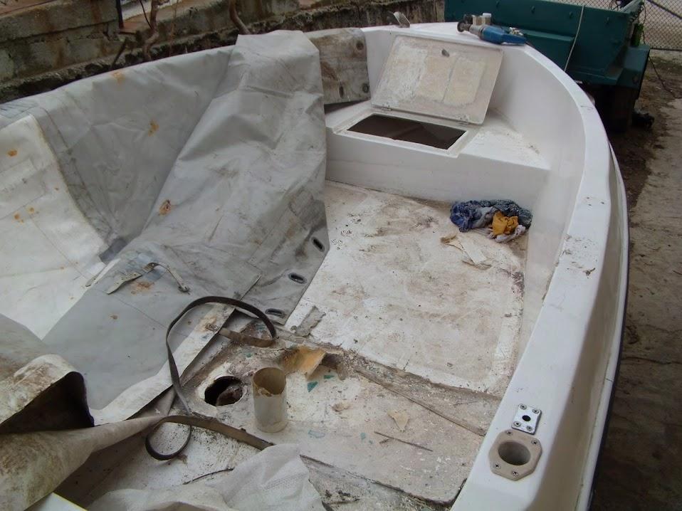 Лодки Second-hand Нов Внос DVCI5512