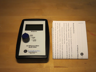 UHS2 ALPHA LAB ELF EMF Meter