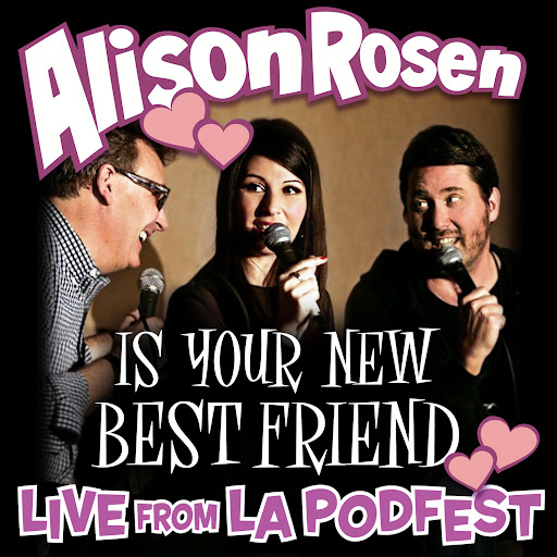 The ARIYNBF Live from L.A. Podfest episode is finally here!