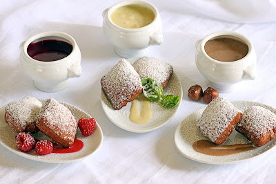 Beignets and Chicory Coffee Au Lait - Bringing Home the Best from New ...