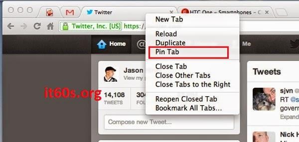 Cách quản lý các tab trên google chrome và cốc cốc 2