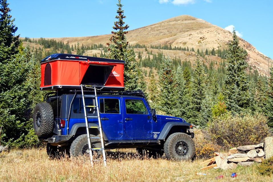 Anyone Heard Of Quot Wildernest Quot Roof Top Tents Not The