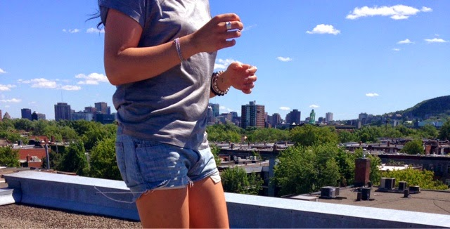 montreal mont royal levis vans love city mtl street style fashion ray bans summer
