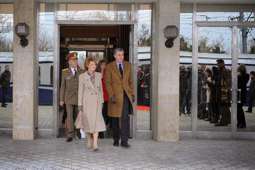 Cu trenul, de la Gara Regală Băneasa la Gara Regală Sinaia