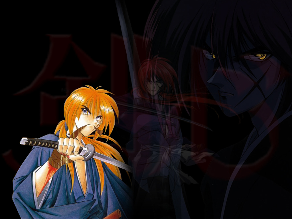 kenshin himura wallpaper - photo #15