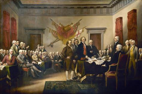 Datos curiosos sobre el acta de independencia de Estados Unidos