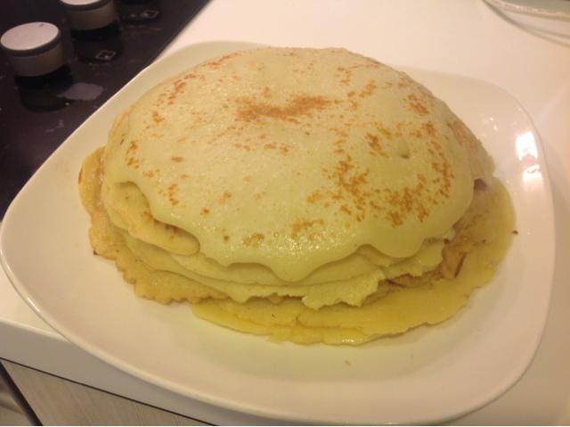 Pancake cake recipe - 05