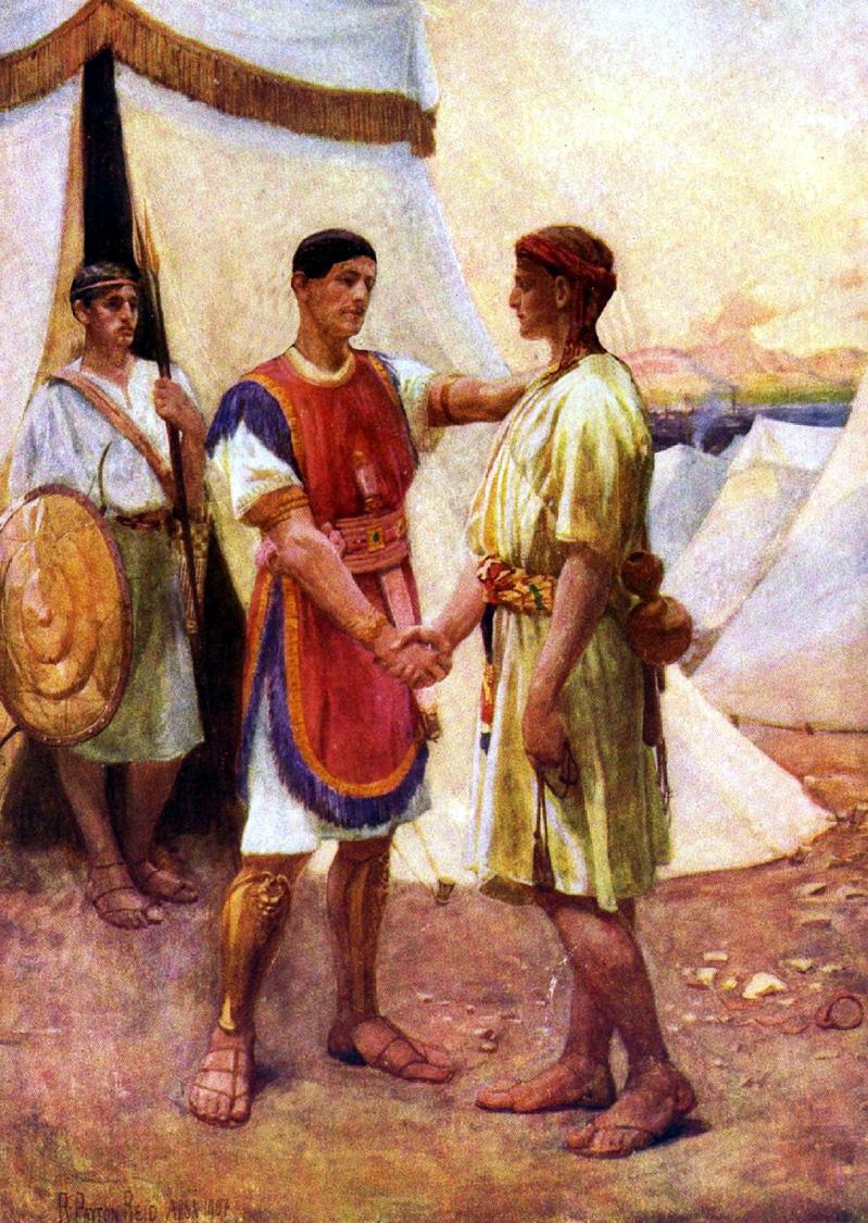 Bible Stories Jonathan | Bible Vector - 10 Full Versions ... | 799 x 1125 jpeg 509kB