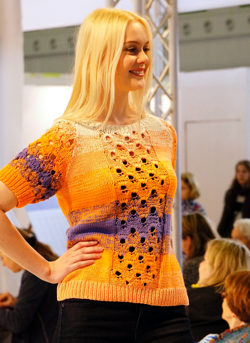 Creativa 2014: Sabrina knitwear show