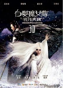 Bạch Phát Ma Nữ Truyện: Minh Nguyệt Thiên Quốc - The White Haired Witch Of Lunar Kingdom poster
